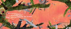 • Moi, Ivan crocodile!
