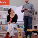 Lesung mit Trickfilm Workshop