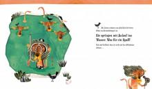 • Die Affenagentur – Tauschtag im Tierpark
