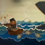Diorama Ausstellung »Papperlapapp«p