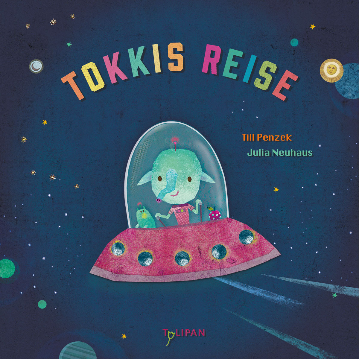 »Tokkis Reise« - Kinderbuch