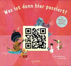 Interaktive Lesung mit Trickfilmen
